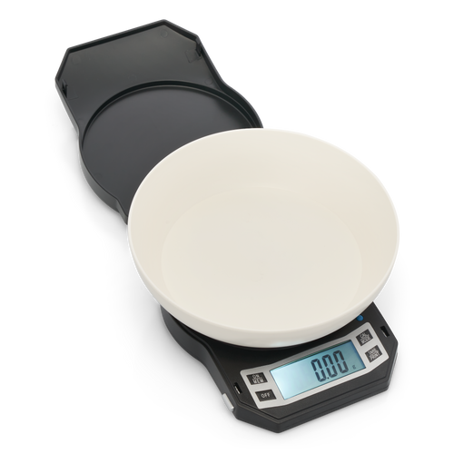 PRECISION DIGITAL KITCHEN WEIGHT SCALE, FOOD MEASURING SCALE, 500G X 0.01G (LB-501)