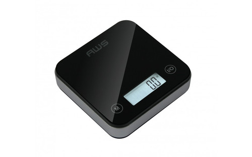 CUBE HIGH-PRECISION POCKET WEIGHT SCALE - BLACK, 650 X 0.1G - (CUBE-650)