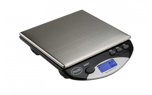 COMPACT BENCH SCALE - DIGITAL, MULTI-FUNCTION, BLACK, 2000 X 0.1G (AMW-2000)