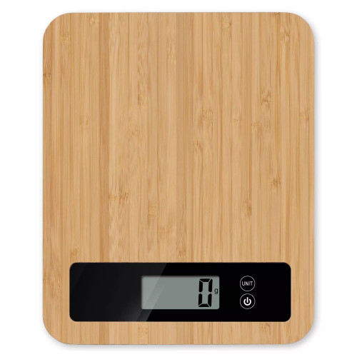 TRIDENT-5KG TRIDENT BAMBOO DIGITAL SCALE 5000G X 1G (TRIDENT-5KG)