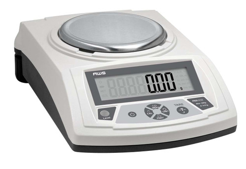 PNX SERIES DIGITAL PRECISION BALANCE SCALE WITH BUILT-IN RS232 AND ADAPTER INCLUDED - 600G X 0.01G (PNX-602)
