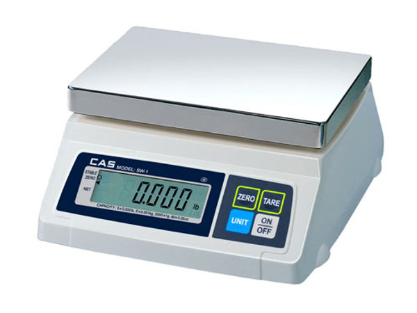 SW Series Portion Control Scale Legal For Trade
