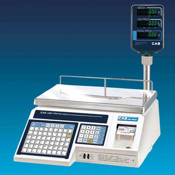 LP1000NP Label Printing Scale