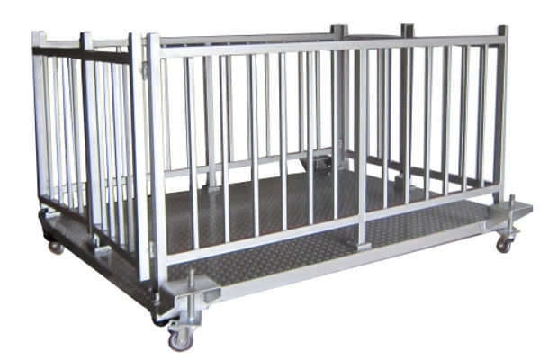 AWI-OP-930 Cattle Scale 5x3ft