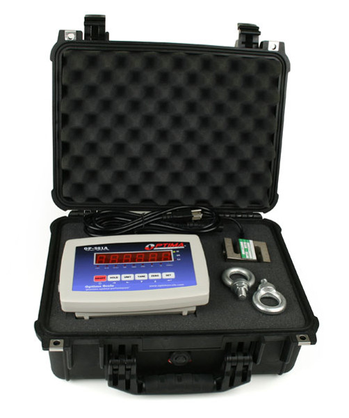 CCS-5K-P Hanging Scale with Case