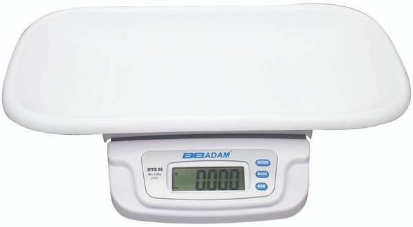 MTB 20 MTB Baby and Toddler Scale