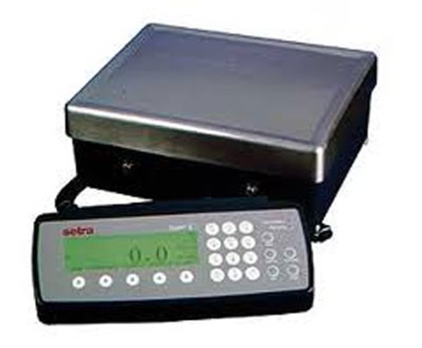 4091451RB Super II Counting Scale includes backlight, remote scale & battery option