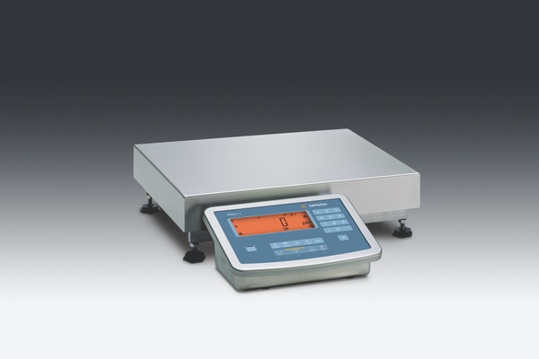 """MW2S1U-60FE-L  Midrics Complete Stainless Steel Bench Scales 120x.01 lbs 19.5""""x15.75"""" platform , Non-Verifiable"""