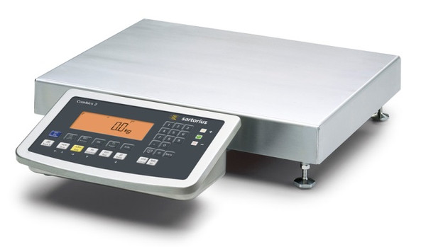 """CAW2S1U-10CC-I Stainless Steel Combics Complete Scales 15x.0005 lbs Platform 10""""x10"""""""
