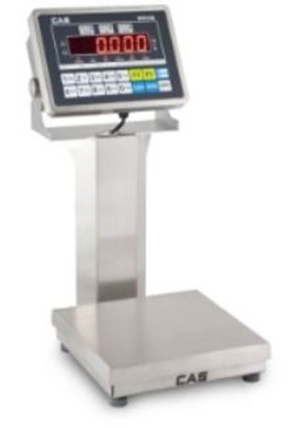 GP-15100AS Checkweighing Bench Scale with CI2001AS Indicator