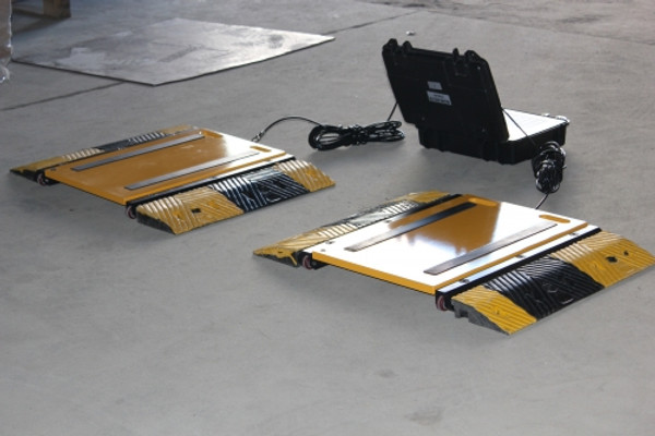 Portable Weigh Pads