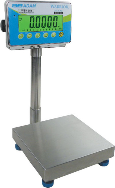 Adam Equipment WSK 16a Water Wash-Down Scales