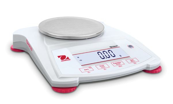 SPX622 Laboratory & Industrial Weighing - Next Generation of Scout Balances
