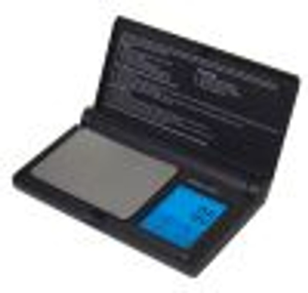 AMW-BS-100 Touchscreen Pocket Scale - Black