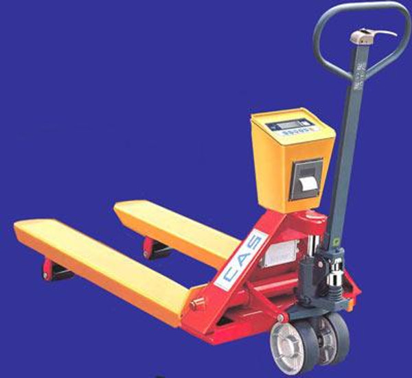 CPS-2 Pallet Jack Scale with Printer