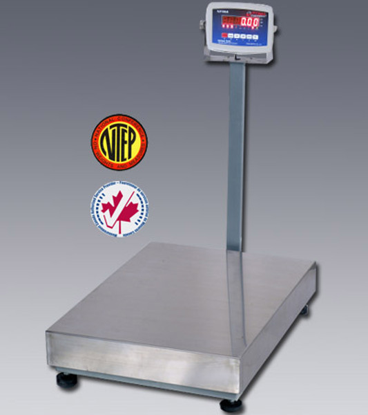 """Bench Scale 24""""x24""""x5.5""""(H) 1000lbs"""