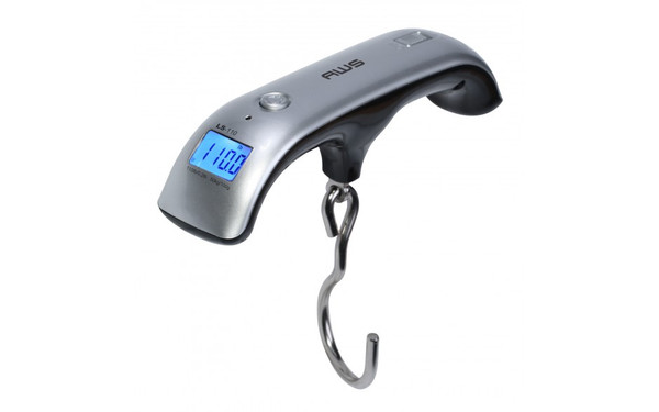 LS-110 DIGITAL HANGING LUGGAGE SCALE FOR TRAVELING OR WEIGHING SUITCASES, 110LBS X 0.2LBS (LS-110)