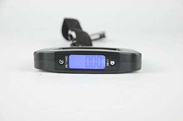 LS-SERIES 110LBS SUPER COMPACT LUGGAGE SCALE (WH-LS0806)