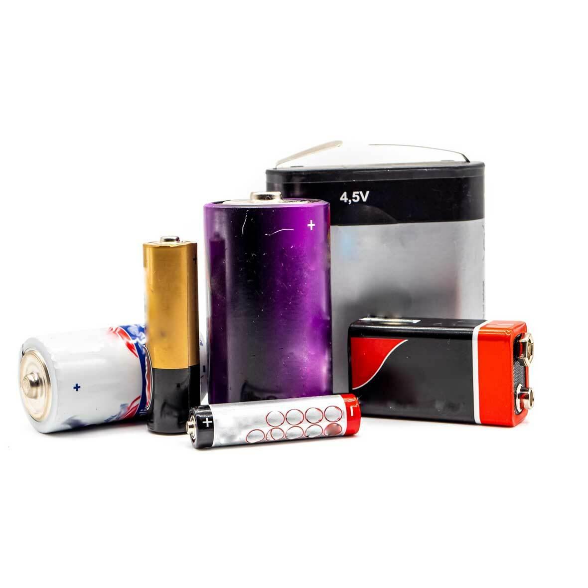 Cables & Batteries