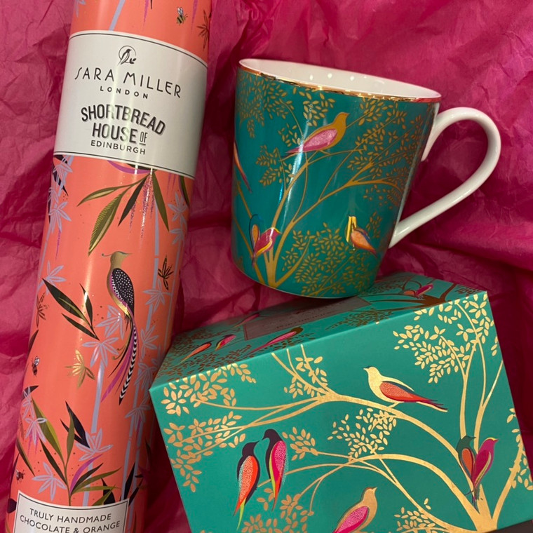 Little Box Of Delights- The Sara Miller Tea Time Treat Box