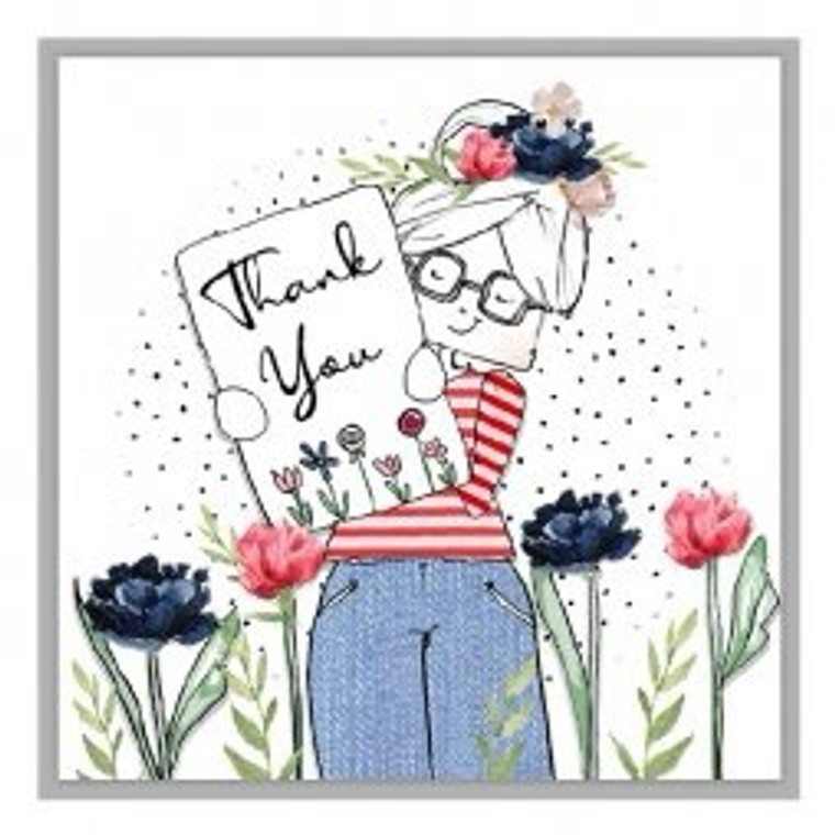Thank You-Delightful- Tracey Russell