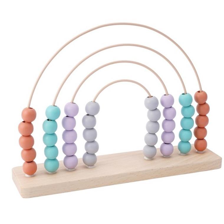 Little Tribe Rainbow Abacus