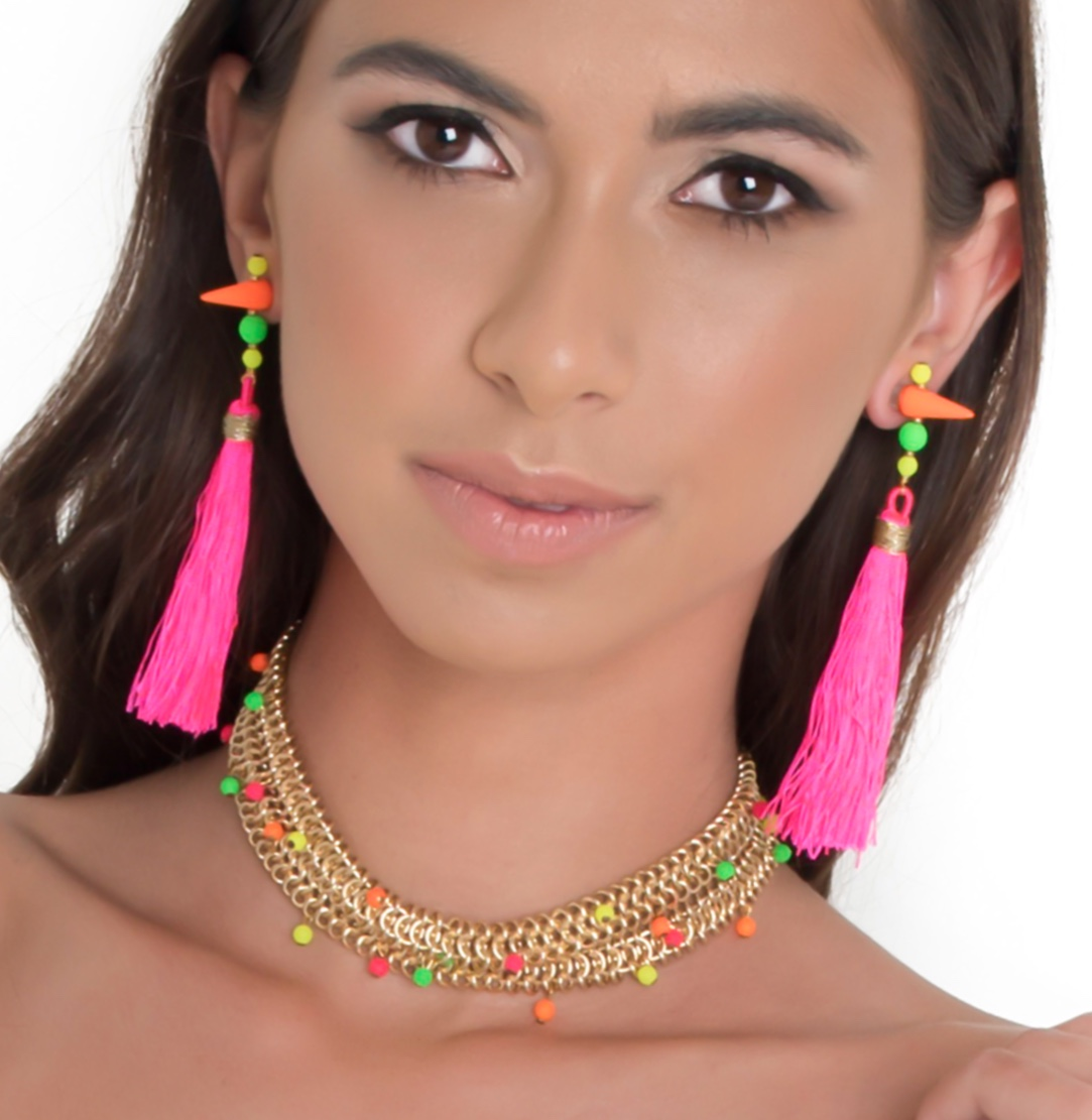 Let's Flamingle Earrings