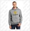 Oquenock Adult Port & Company® - Essential Fleece Pullover Hooded Sweatshirt