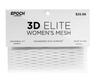 Epoch 3D Women Lacrosse Mesh White
