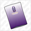 Albany Neck Gaiter - Purple