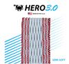 East Coast Dyes Hero Mesh 3.0 Storm Striker Red