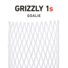 String King 12D Grizzly 1S Mesh White