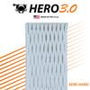 East Coast Dyes Hero Mesh 3.0 White Semi-Hard