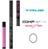 True Comp 4.0 Gecko Grip Driver Lacrosse Shaft