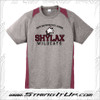 SHYLax Sport-Tek Heather Colorblock Contender Tee