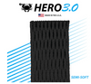 East Coast Dyes Hero Mesh 3.0 Black