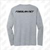 Fogo Lax Academy Sport-Tek® PosiCharge® Heather Long Sleeve Tee