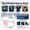 Team Huntington Ultimate Sports Wrap