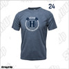 Team Huntington B.A.W. Men's Short Sleeve Performance Tee