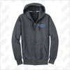 Duke Sport-Tek® Men's  Super Heavyweight Full-Zip Hoody