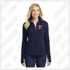 CSH Ladies Port Authority® Microfleece 1/2-Zip Pullover