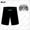 Wolf Pack Sublimated Lacrosse Shorts