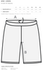 Harborfields Lacrosse Adult Performance BAW Shorts