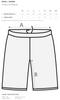 Harborfields Lacrosse Ladies Performance BAW Shorts
