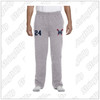 MacLax Champion - Double Dry Eco® Open Bottom Sweatpants with Pockets