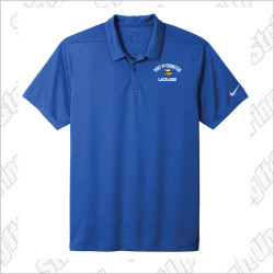 Port Washington Lacrosse Nike Dry Essential Solid Polo