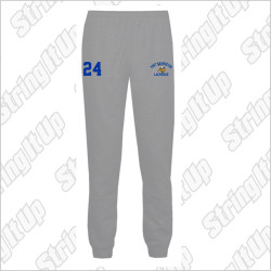 Port Washington Lacrosse Badger Sport Fleece Jogger Pants