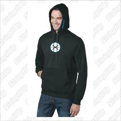 Fogo Lax Academy Port & Company® - Essential Fleece Pullover Hooded Sweatshirt - YOUTH