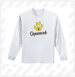 Oquenock Adult Long Sleeve Tee Shirt