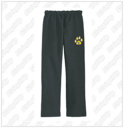 Oquenock Adult Sweatpants Black